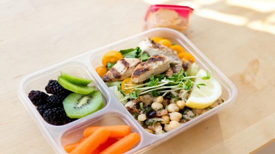 Dieta fitness para definir