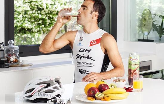 Dieta para ciclistas de montaña