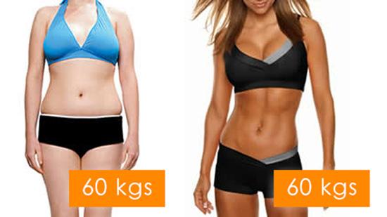Dietas para perder peso y volumen
