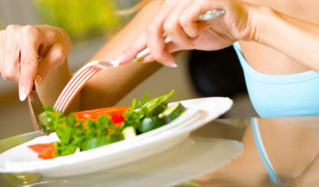 Ejemplo de dieta saludable para perder peso