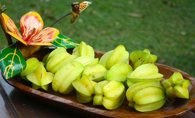 Beneficios de la fruta china