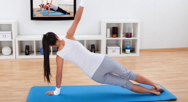 Gym en casa fácil y efectivo