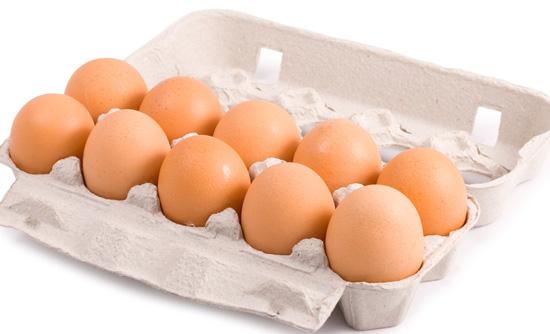 Información nutricional huevo