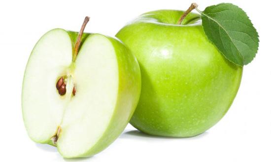¿Las manzanas engordan?