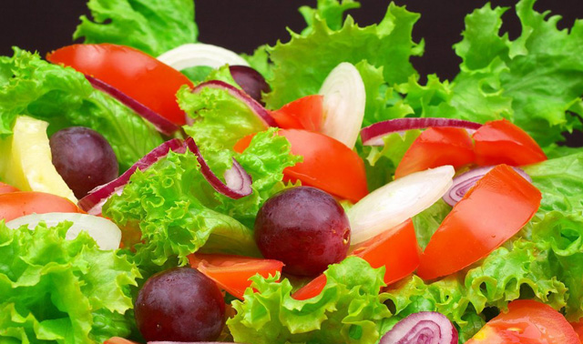 Ejemplo de menú dieta hipocalórica