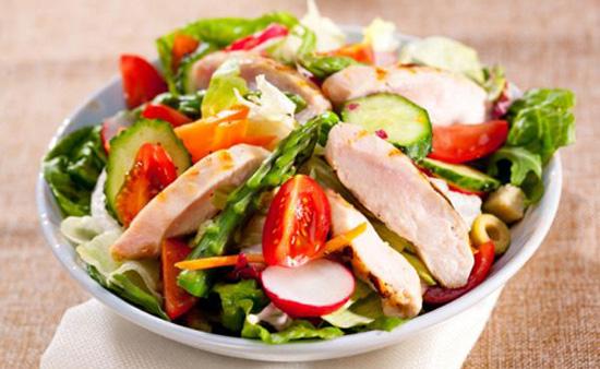 Menú de dieta para adelgazar