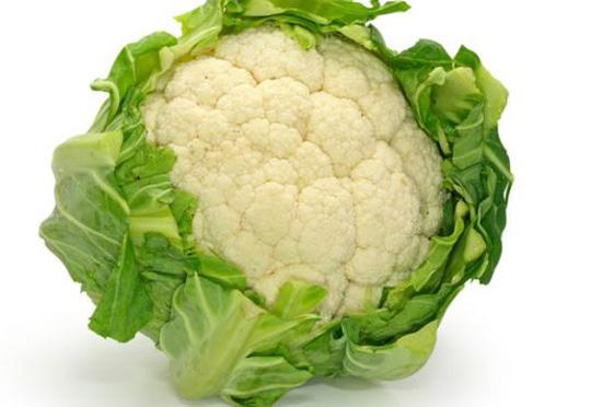 Beneficios y propiedades coliflor