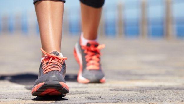 Quemar calorías andando ¿Cuánto puedes adelgazar?