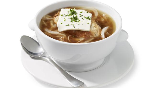 Sopa de cebolla para adelgazar