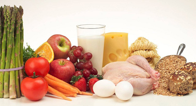 Vitamina B: alimentos donde se encuentra