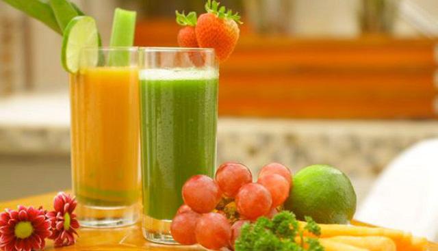 3 zumos de verduras deliciosos y nutritivos