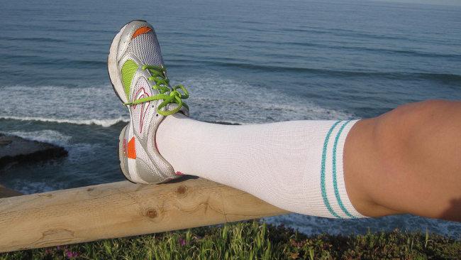 Importancia de los calcetines para correr