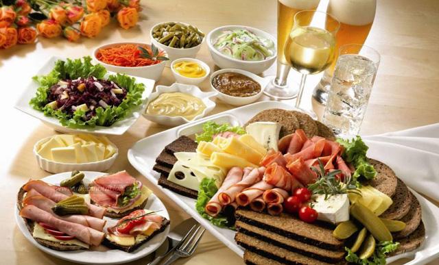 Alimentos con más calorías