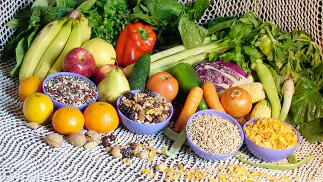Alimentos dieta balanceada