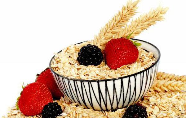 Bajar colesterol con alimentos