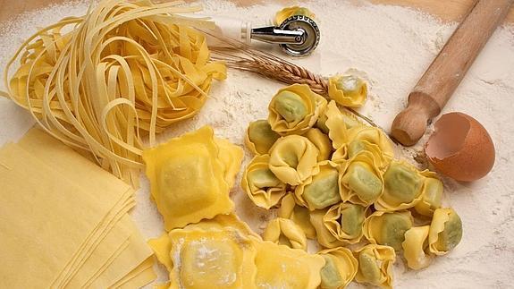 Cómo hacer pasta fresca.