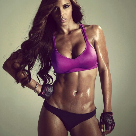 Cómo lograr un cuerpo fitness.