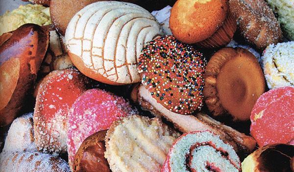 Calorías pan dulce