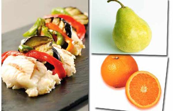 Cenas con pocas calorías