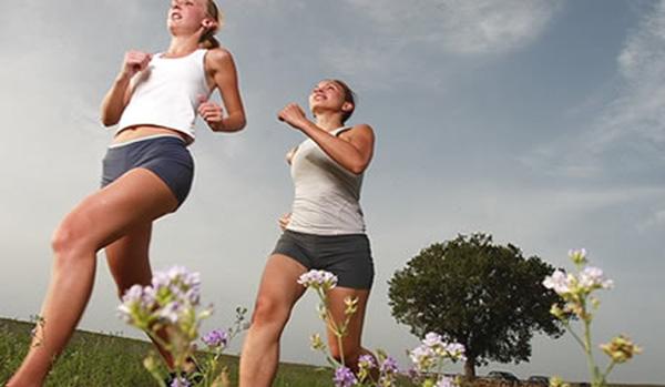 ¿Correr adelgaza?