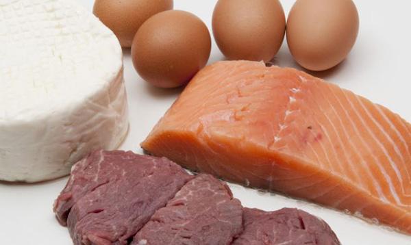 Dieta de proteínas para adelgazar