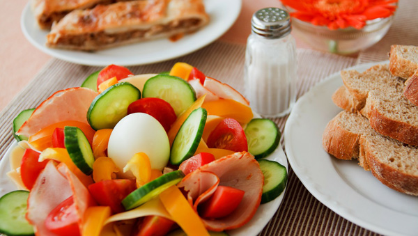 Dieta para bajar de peso en hombres