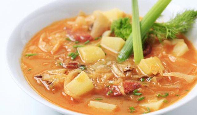 Dieta de la sopa de repollo