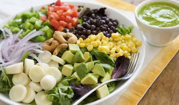 Cómo es la dieta vegana
