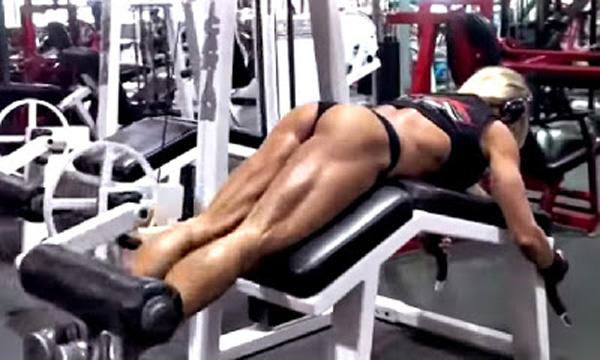Ejercicios bíceps femoral