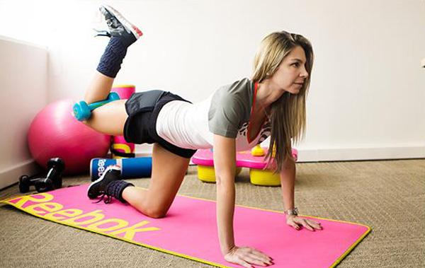 Hacer ejercicio en casa para tonificar