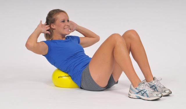 7 ejercicios para abdominales