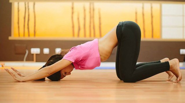 Gimnasia abdominal hipopresiva ¿qué es?