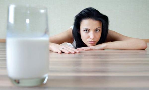 ¿La lactosa engorda?
