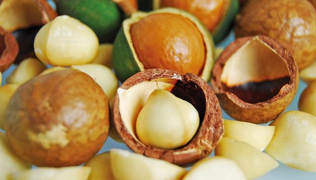 Propiedades nuez de Macadamia