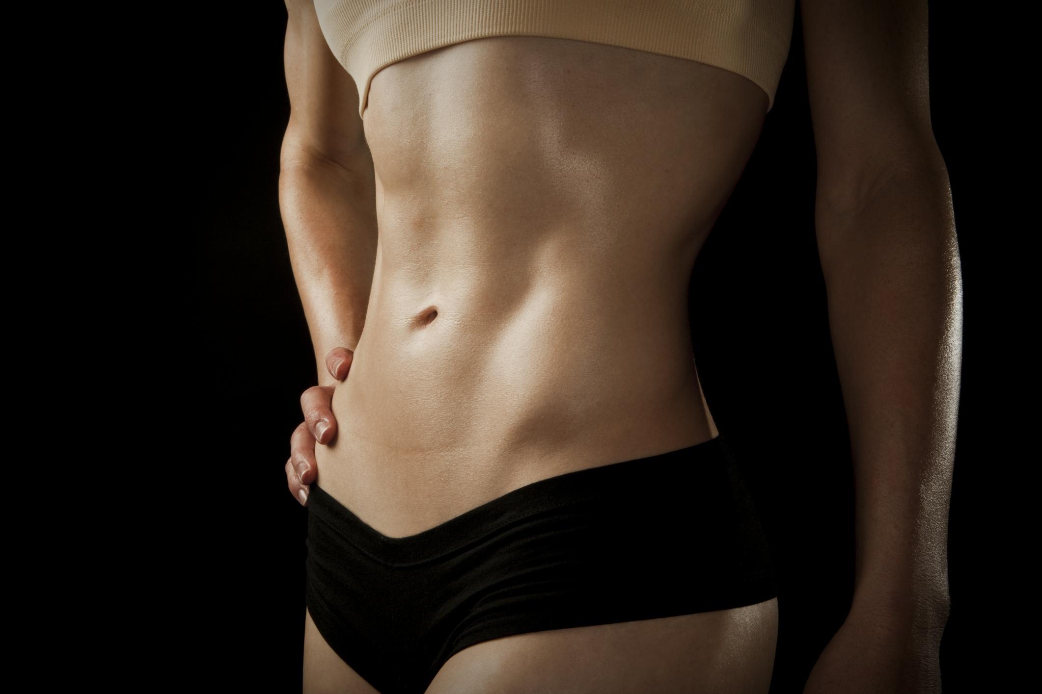 Quema grasa abdominal, forma efectiva