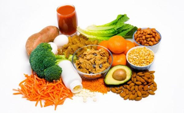 ¿Ácido fólico bajo? Alimentos recomendados