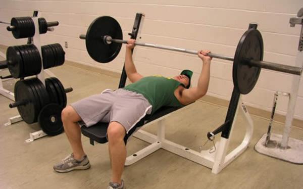 Cómo hacer el Bench Press