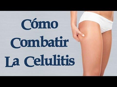 Cómo combatir la celulitis