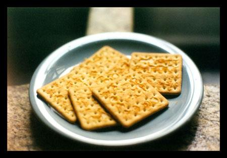 Cómo preparar galletas de agua