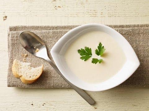 Cómo preparar gazpacho blanco