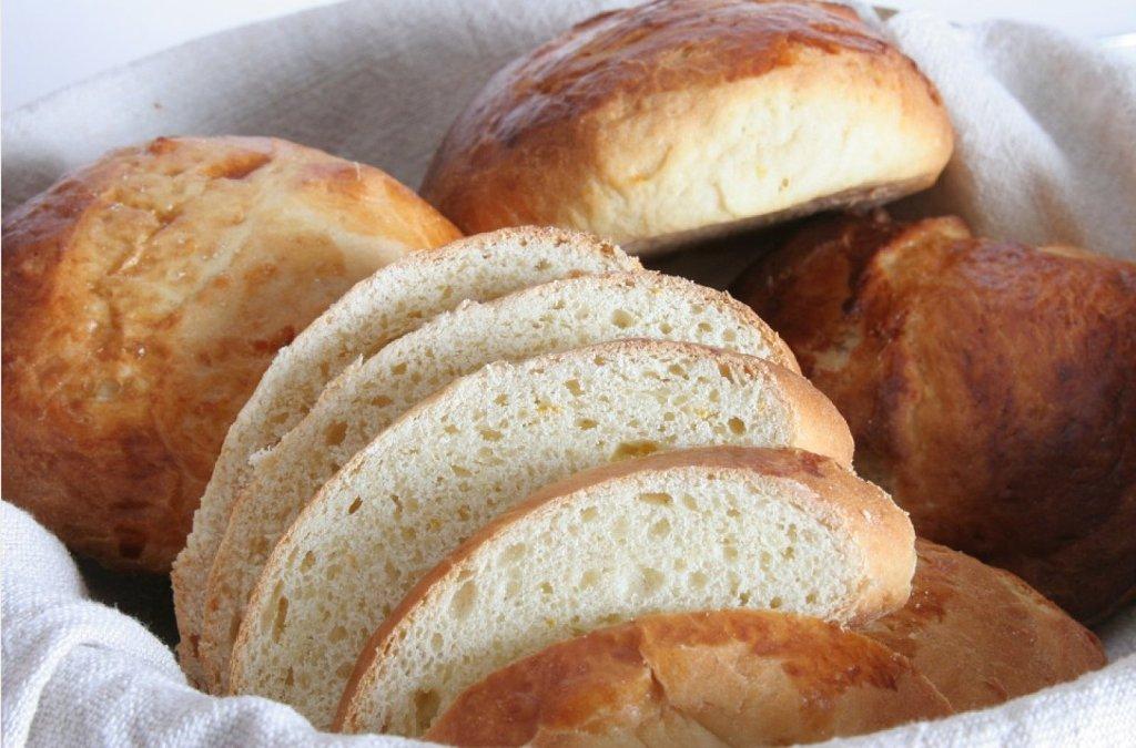 Cómo preparar pan Dukan en microondas