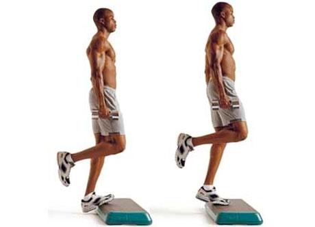 Cómo trabajar los músculos de las piernas sin pesas