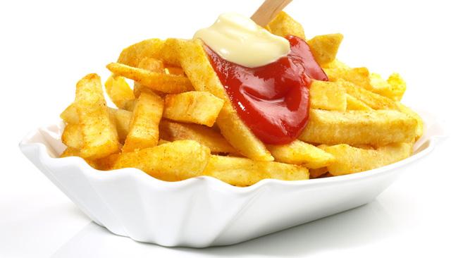 Calorías patatas fritas ¿cuánto engordan?