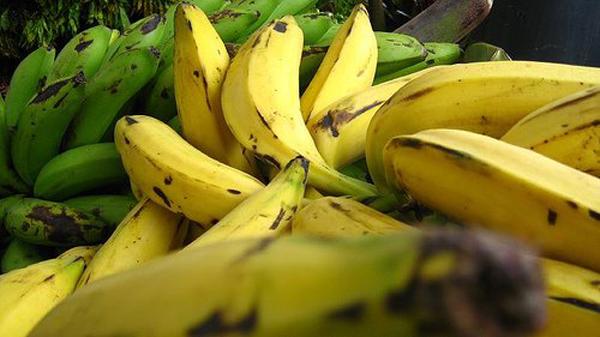 Las calorías del plátano