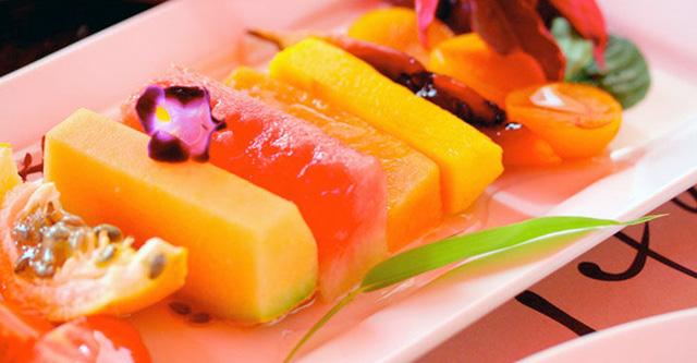 ¿Cenar fruta es bueno o malo?