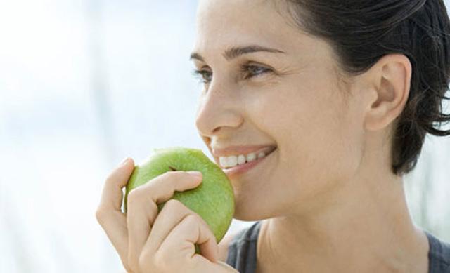Cuántas calorías tiene una manzana