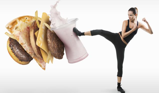 La dieta Siken para adelgazar