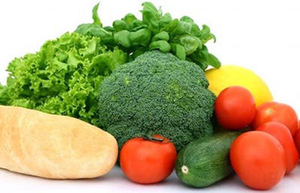 Ejemplo de dieta rica en fibra