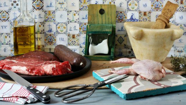 Dieta rica en hierro para la anemia