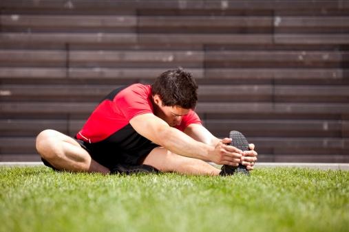 5 Estiramientos musculares
